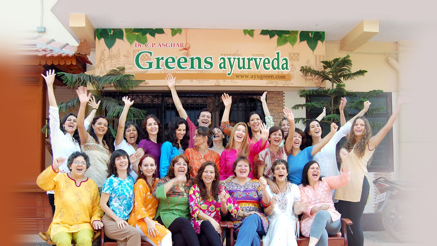Ayurveda Training Center Kerala & Ayurvedic Courses In India