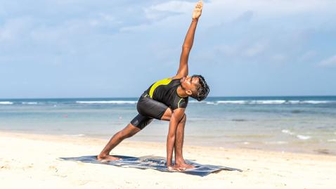 Improves your flexibility