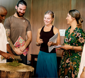 Courses - Ayurveda Training Center Kerala & Ayurvedic